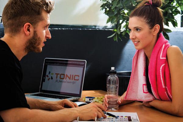 """La Formula Tonic Life Lover dedicata a chi desidera un'iscrizione """"a tutta salute"""""""